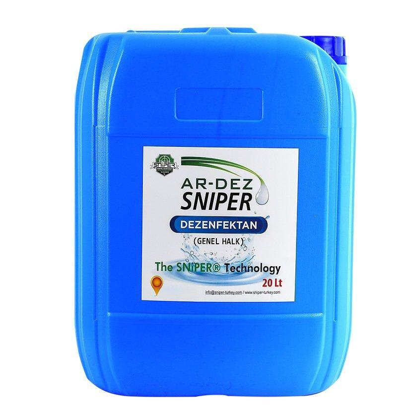 Ar -Dez Sniper Ortam Dezenfekte 20 Litre