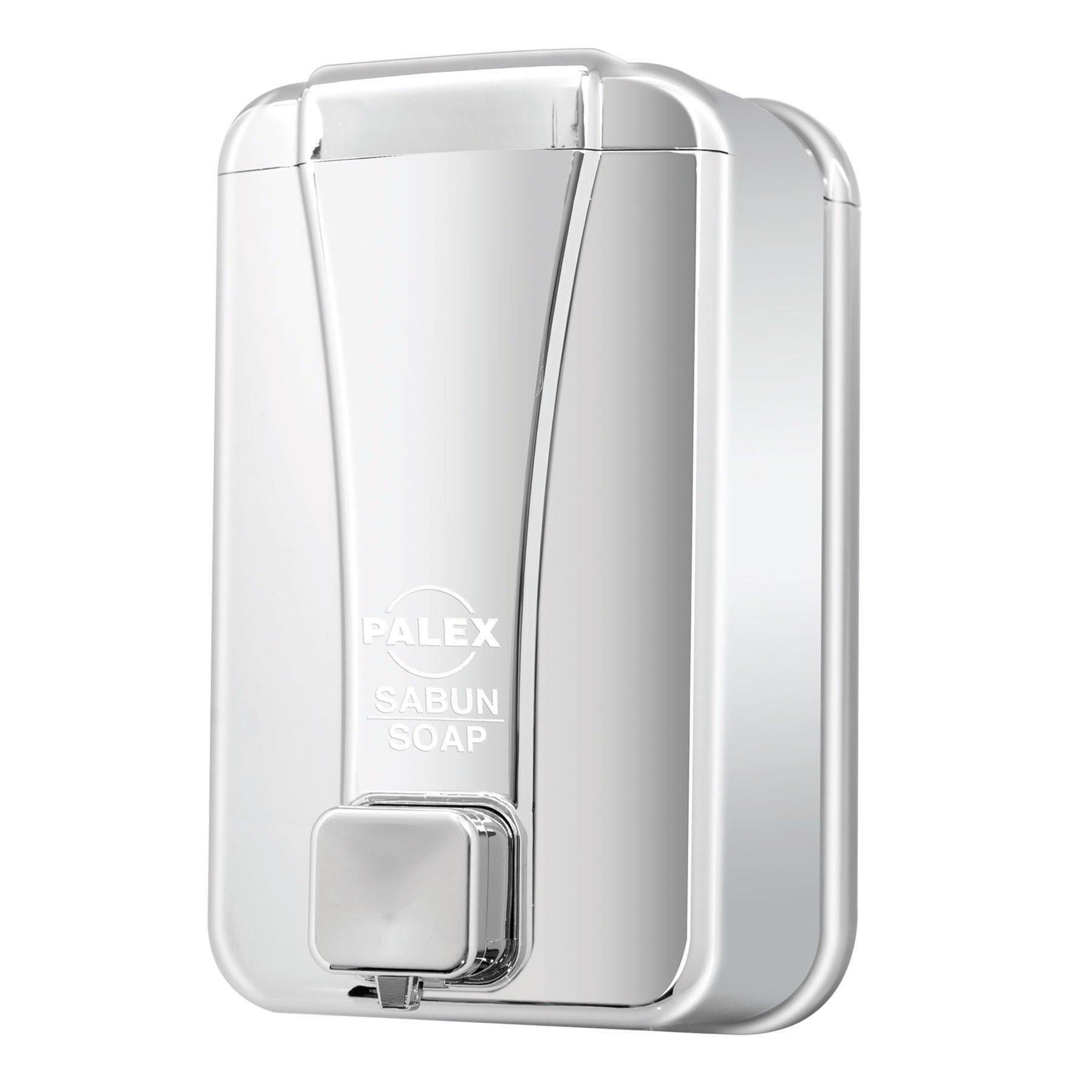 Palex Sıvı Sabun Dispenseri 1000 cc Krom Kaplama