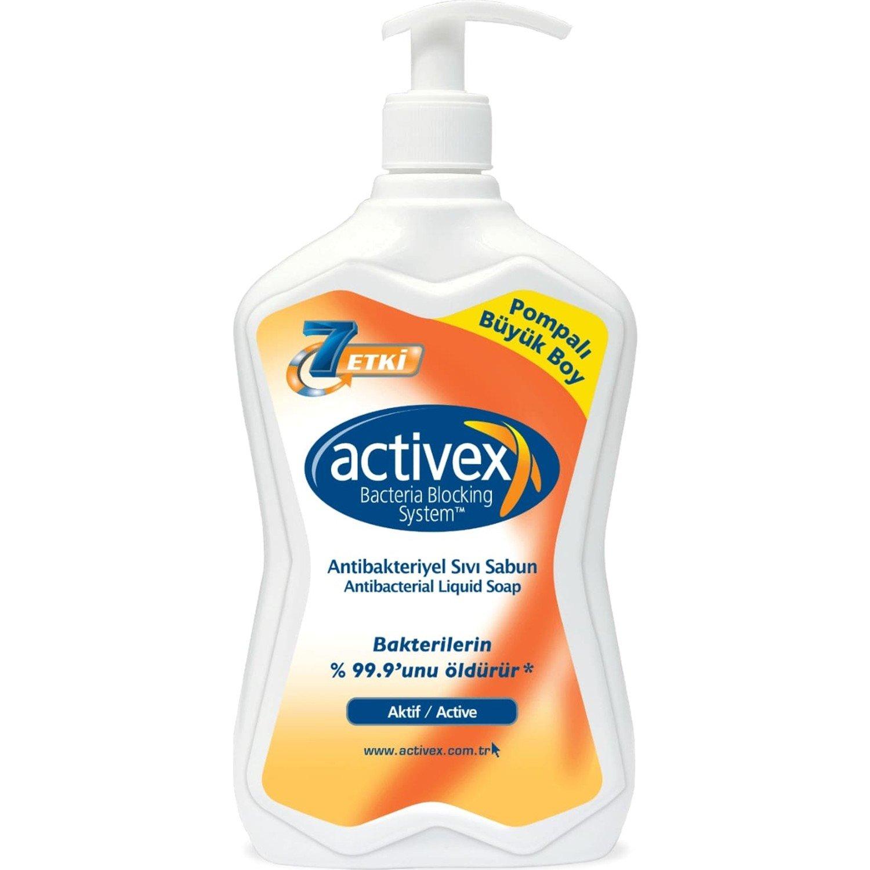 Activex Antibakteriyel Sıvı Sabun Aktif