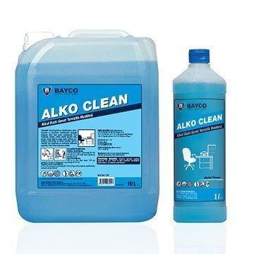 Alco Clean Alkol Bazlı Genel Temizlik Ürünü