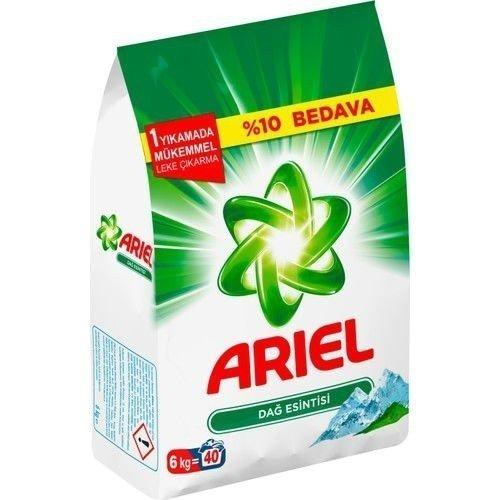 Ariel Matik Toz Deterjan 6 kg