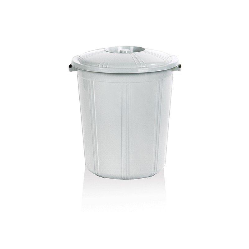 Kapaklı Çöp Kovası 90 Litre