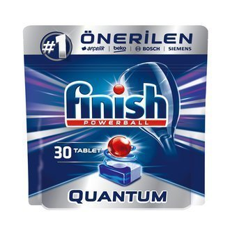 Finish Quantum 30 Tablet 465 G