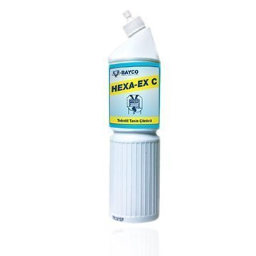 Hexa Ex C Tekstil Yağ ve Mürekkep Çözücü