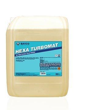 Hexa Turbomat Sıvı Alkali Çamaşırhane Ürünü