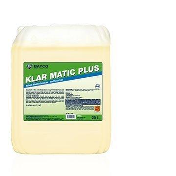Klar Matic Plus Bulaşık Makine Deterjanı - Sert sular için