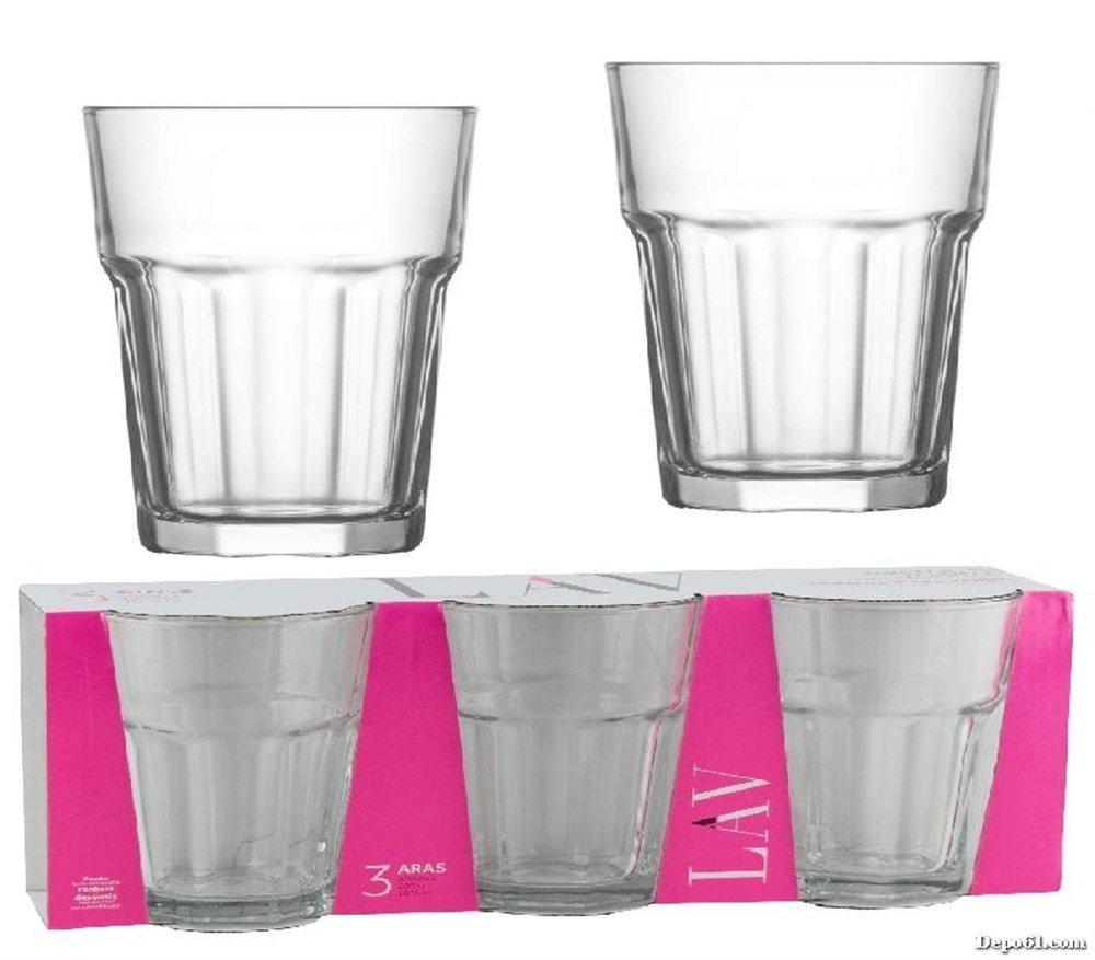 Cam Su Bardağı