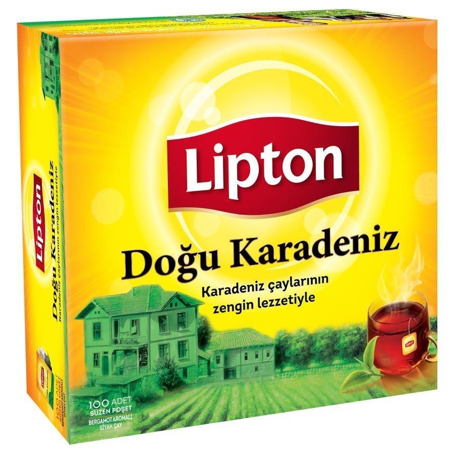 Lipton Bardak Poşet Çay Doğu Karadeniz 100'lü