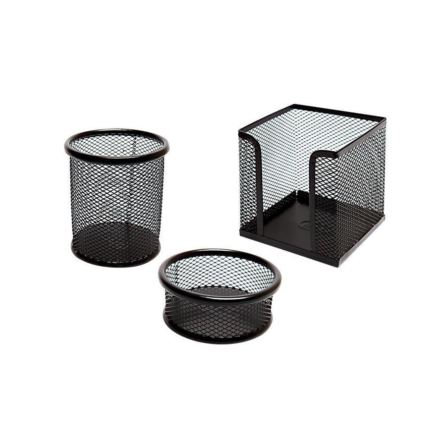 Masaüstü Siyah 3'lü Set