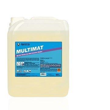 Multimat Ağır Yağlı Kirler için, Yüksek Alkali Zemin Temizleyici