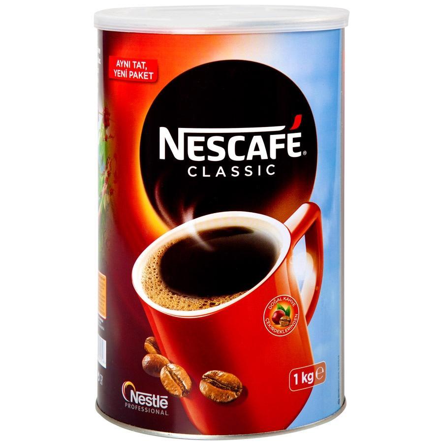 Nescafe Classic Kahve
