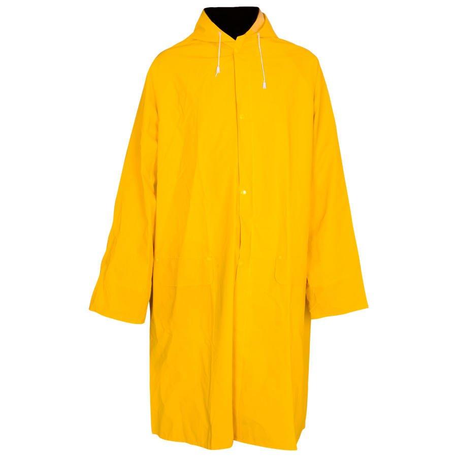 PVC Sarı Yağmurluk