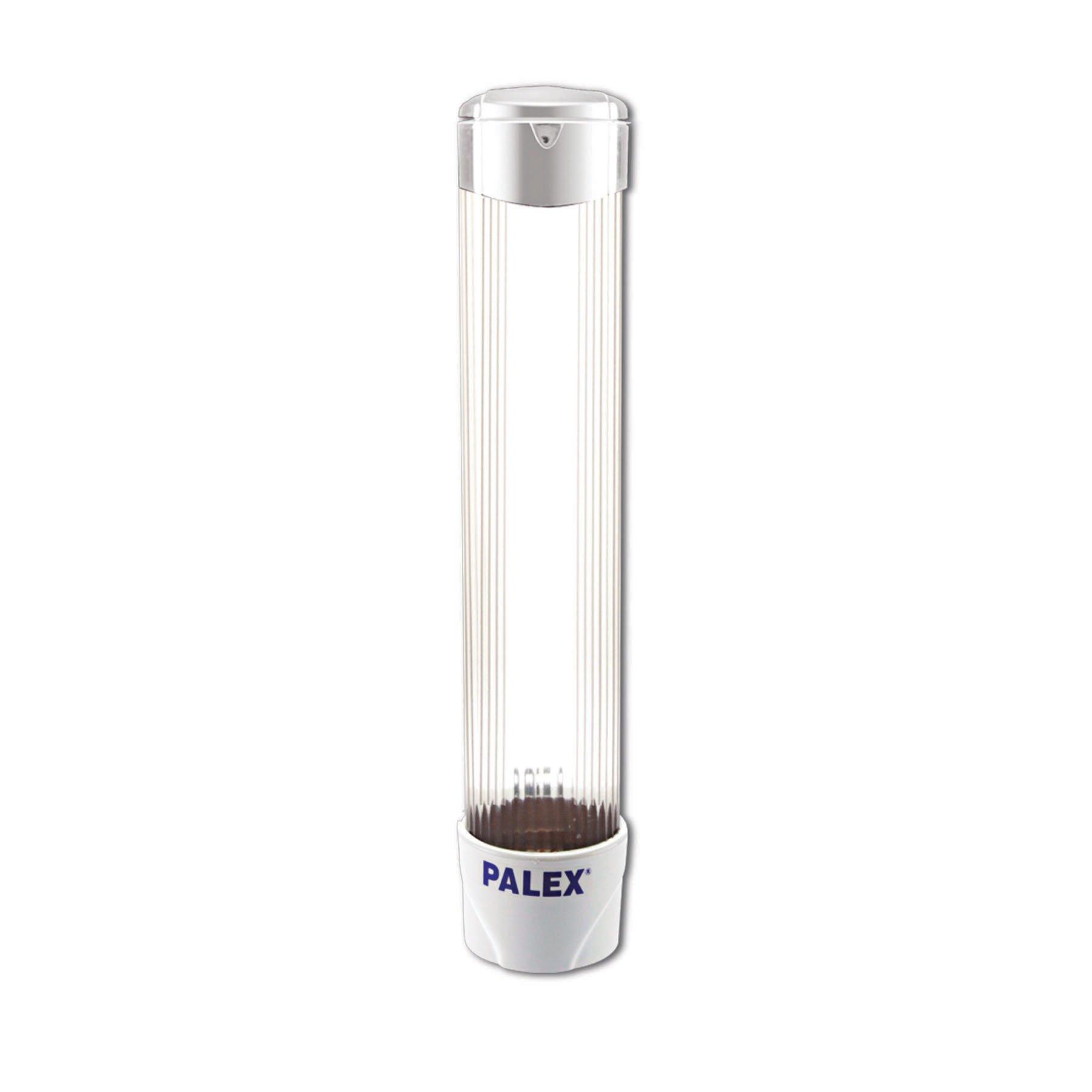 Plastik Bardak Dispenseri Vidalı Beyaz
