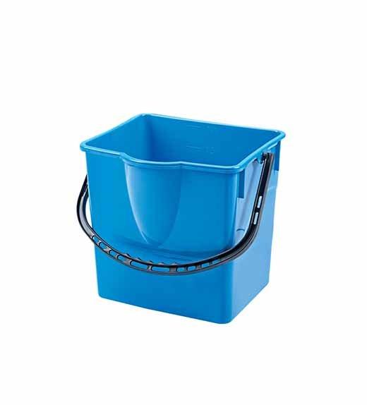 Çift Kovalı Temizlik Araba Kovası Yedek Mavi