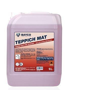 Teppich Mat Köpüğü Ayarlı Halı Şampuanı