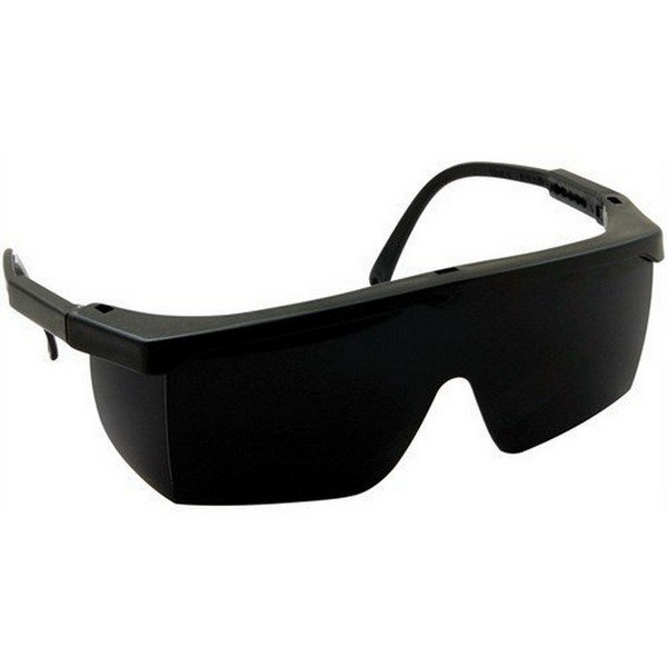 Siyah Kaynakçı Gözlüğü