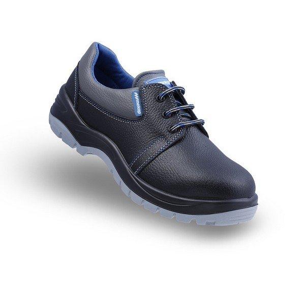 Çelik Burunlu İş Ayakkabısı Üstü Deri